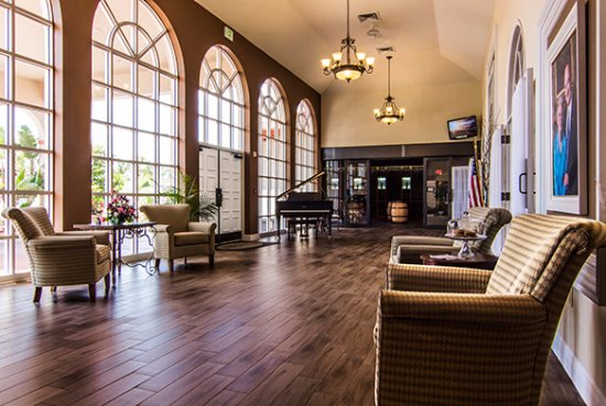 Hodges Funeral Home At Naples Memorial Gardens - Picture Of Naples