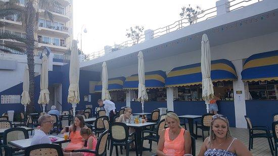 Foto van qawra palace hotel st paul 39 s bay for 526 salon st paul