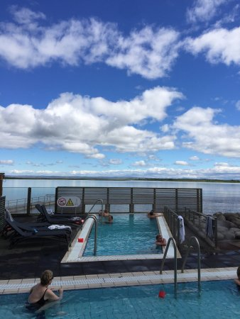 Laugarvatn, Islandia: Great alternative to Blue Lagoon