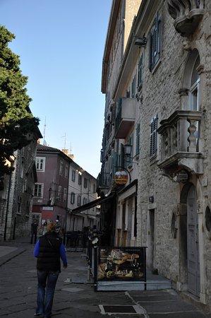 Amfiteatern i Pula: Great Old town
