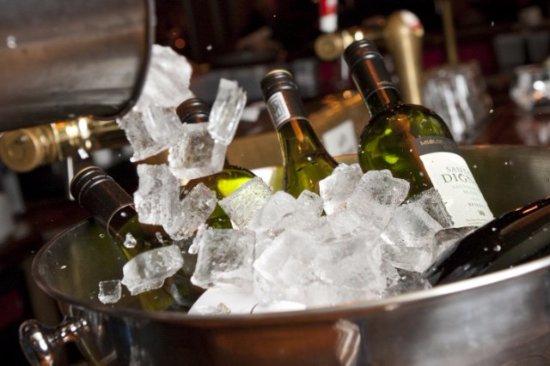 Grand Cafe Van Ruysdael: Heerlijke wijnen!