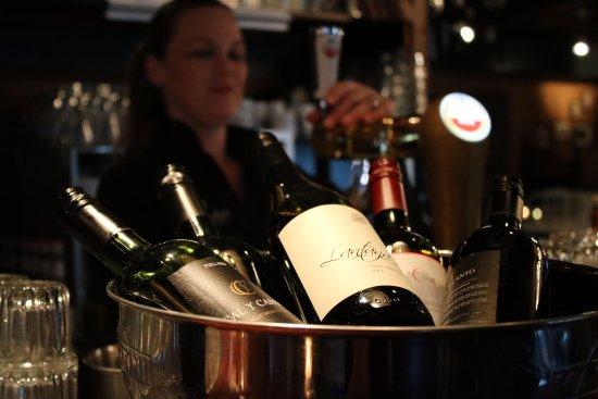 Heemskerk, The Netherlands: Speciaalwijnen per fles en open wijnen per glas