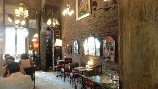 Boulevard Lavaud: salão