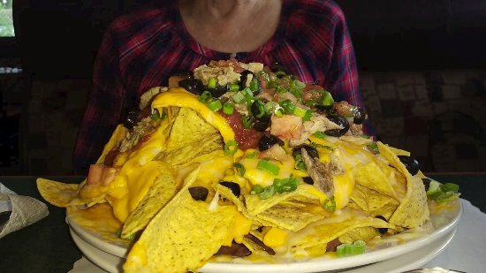Port Orchard, WA: The nacho's at everybody's