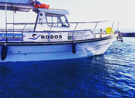 Rodos Fishing Activities