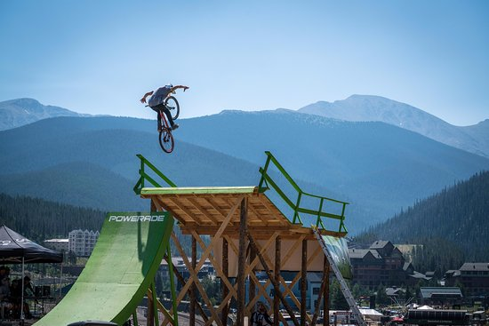 Winter Park, CO: Home of the Colorado Freeride Festival every July. Photo: Carl Frey