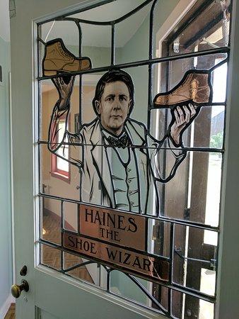 Hellam, Pensilvania: Haines Shoe House