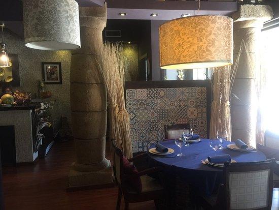 Nigran, Spanje: Precioso Restaurante, con muy buen ambiente donde siempre comemos EXQUISITECES !!!