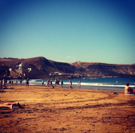 Playa de Las Canteras: IMG_20170622_173341_large.jpg