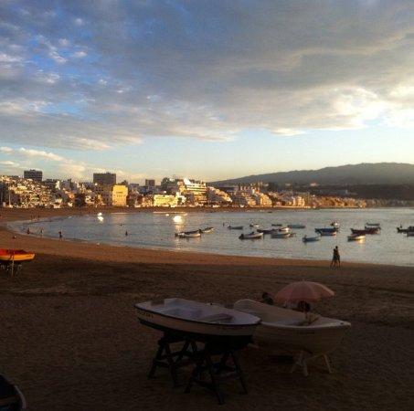 Playa de Las Canteras: IMG_20170622_173313_large.jpg