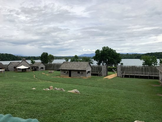 Fort Loudoun State Historic Area: Fort Loudon