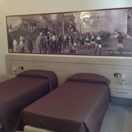 Λαμέτζια Τέρμε, Ιταλία: Hotel Ristorante Il Borghetto
