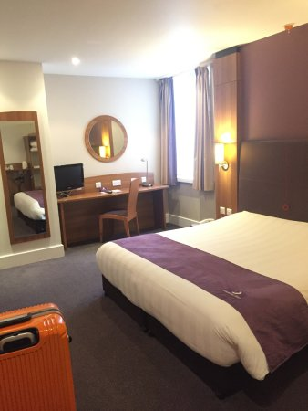 Premier Inn London City (Tower Hill) Hotel Photo