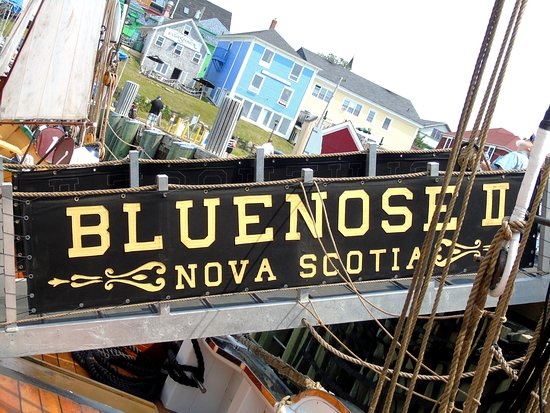 Halifax, Canada: Grand visit aboard the Bluenose 2!