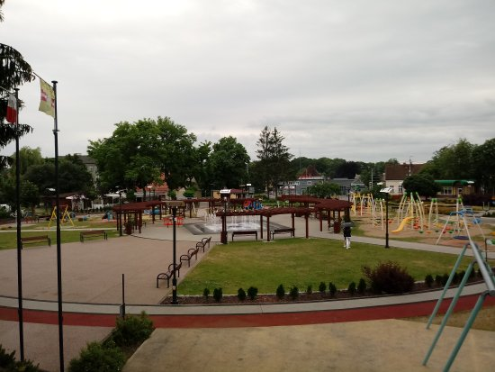 Recreation and Educational Park (Playground)