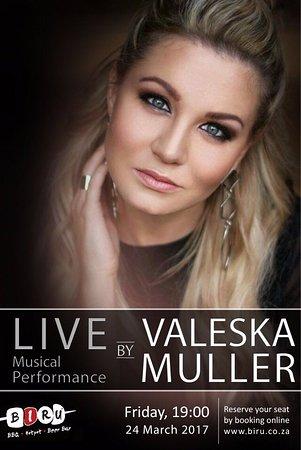 Rivonia, Republika Południowej Afryki: Live music on Friday night .