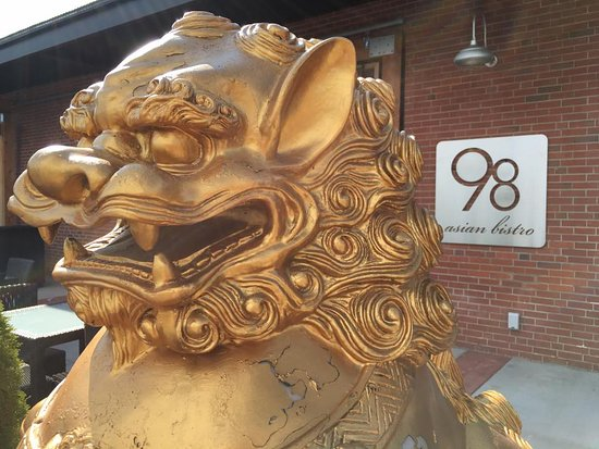 High Point, NC: 98 Asian Bistro