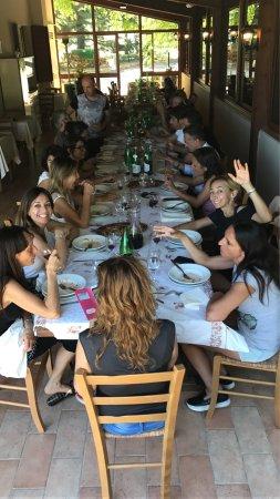 Montefiore Conca, Italie : Незабываемый отдых в невероятно живописном и уютном месте! Очень услужливый персонал и вкусная к