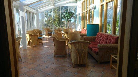 Merton Hotel: salon de détente