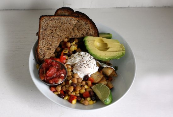 With the Grain: The Racheros Bowl, a feature for June.