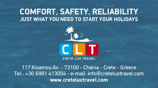 ‪Crete Lux Travel‬