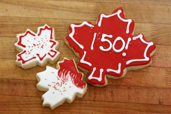 With the Grain: Celebrate Canada Day with us, shortbread available.