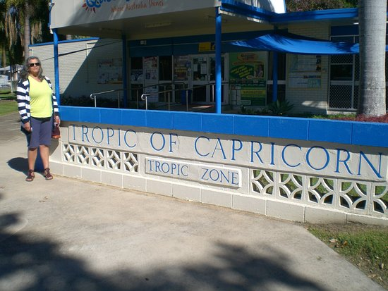 The Spire Tropic of Capricorn Visitor Information Centre ...