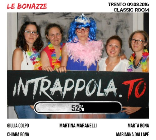 ‪Escape Room Intrappola.TO - Trento‬