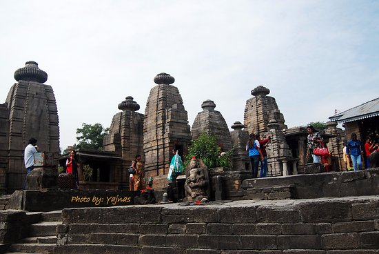 Baijnath Temple: View of the temple