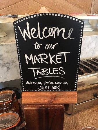 هوتل إنديجو لندن كنجستون - إرلز كت: Breakfast tables