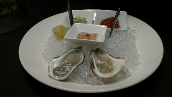 Westwood, MA: Local Oysters