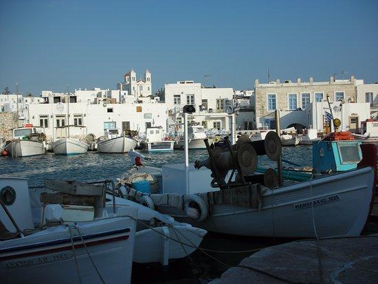 Naoussa, Greece: Paros, Grecia