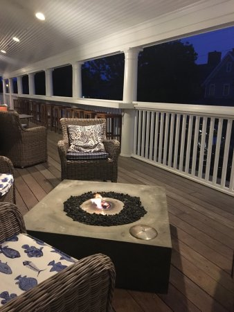 The Nantucket Hotel & Resort: Relaxation at its finest!