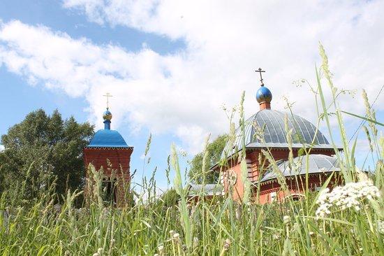 Tutayev, Rosja: Свято-Успенский Вауловский скит.