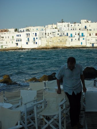 Naoussa, Yunani: Paros, Grecia