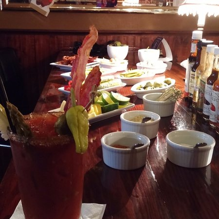 Cumberland, MD: Saturday Make Your Own Bloody Mary Bar 11:00 AM - 2:00 PM