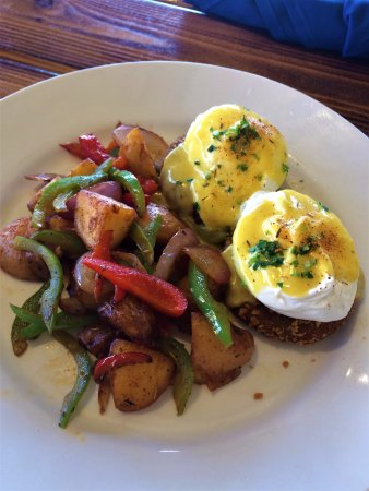 Rockwall, TX: Crab Cakes Eggs Benedict available on our Brunch Menu, Sundays from 11-4.