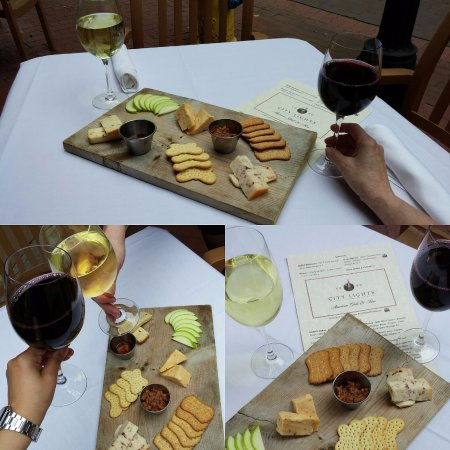 Cumberland, MD: Wine & Cheese Wednesday 4:30 - 8:30 2 glasses of house wine & a 3 cheese board for $15