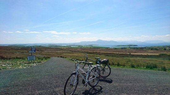 Mulranny, Ierland: Greenway