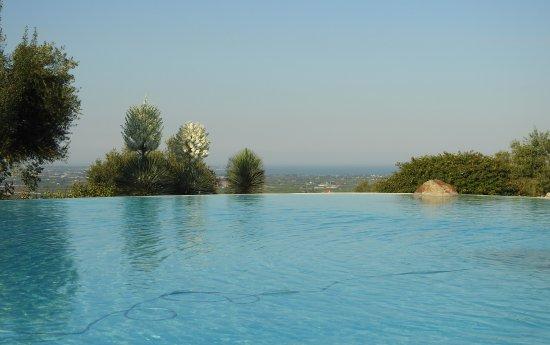 Cassibile, Italia: Pool mit Aussicht