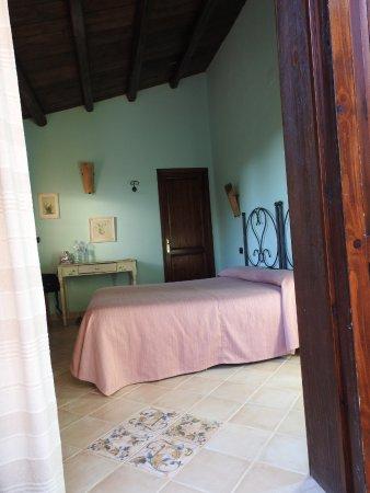 Cassibile, Italia: Doppelzimmer vom Eingang aufgenommen