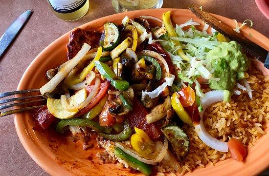 Marion, VA: Pollo Yucatán - delicious!