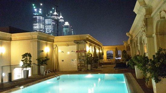 Villa Rotana - Dubai: бассейн