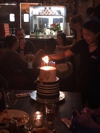 Potomac, MD: The cake