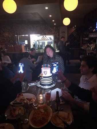 Potomac, MD: Birthday at Sugo