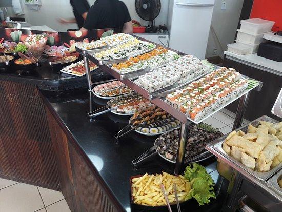 Sorriso, MT: Zawa Fast Food