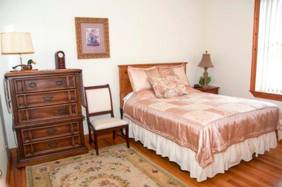 เฮอร์แมนน์, มิสซูรี่: Hermann House Inn Suite 9