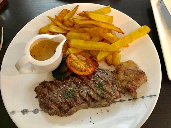 Cockermouth, UK: Steak