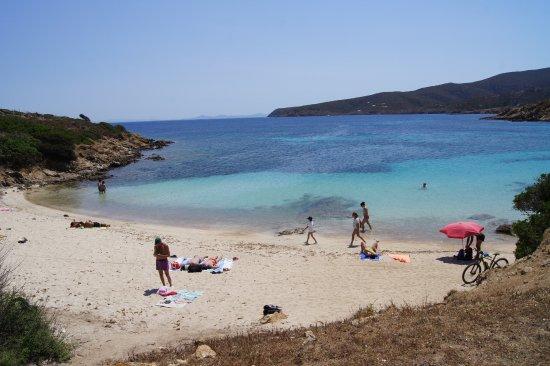 Asinara, Italie : Cala Sabina