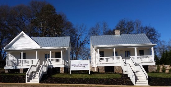 Seneca, SC: Bertha Lee Strickland Cultural Museum, preserving local African American history & culture